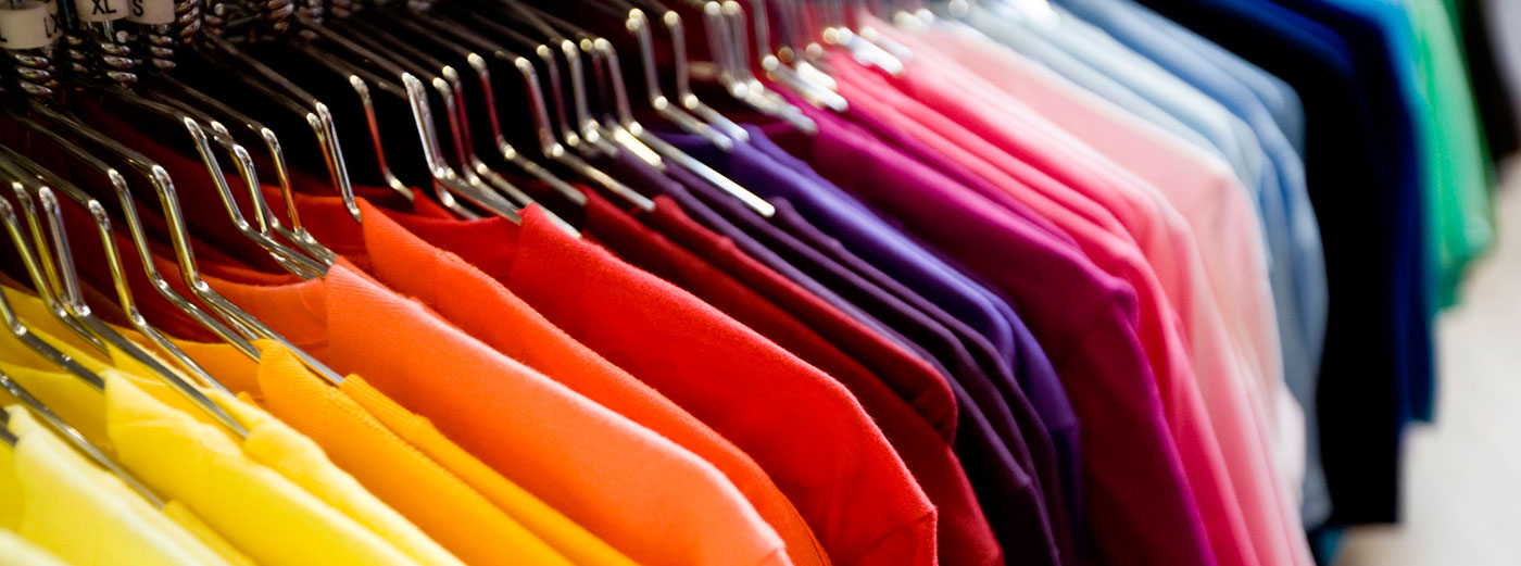 High quality, custom-decorated garments for your business, organization or event.